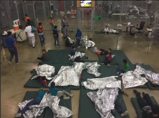 Detained Children image