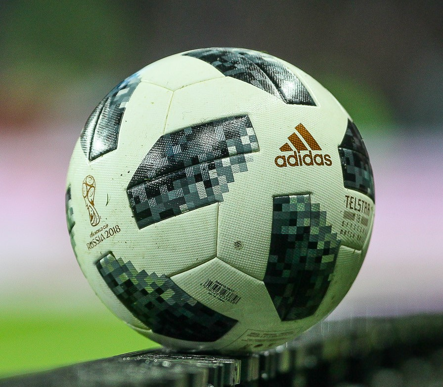 Soccer Ball for World Cup Post